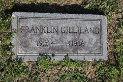 Franklin Gilliland