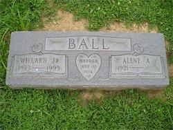 Anna Alene <i>Hopkins</i> Ball