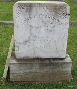 Jacob U. Farrington