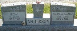 Alphas Earl Anderson