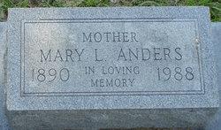 Mary Lou <i>Mosier</i> Anders