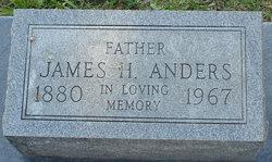 James Henry Jim Anders