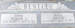 Asenath <i>Loe</i> Bentley