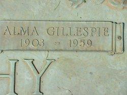 Alma <i>Gillespie</i> Murphy