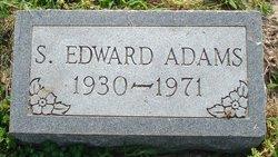 Samuel Edward Adams