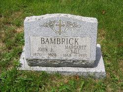 John J Bambrick