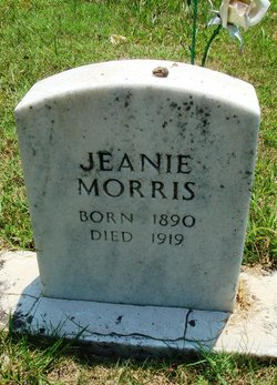 Jeanie <i>Seay</i> Morris