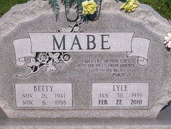 Betty <i>Brown</i> Mabe