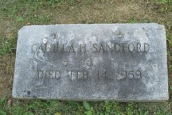 Camilla H Sandford