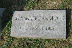 Alexander Sandford