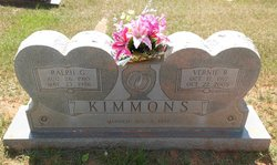Vernie Ruth <i>Allison</i> Kimmons
