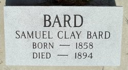 Samuel Clay Bard