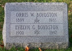 Evelyn Neer <i>Grubb</i> Boydston