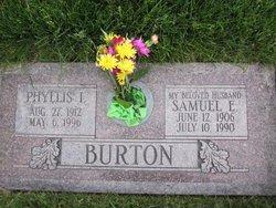 Samuel E Burton