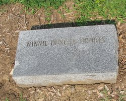 Winnie Duncan Hodges