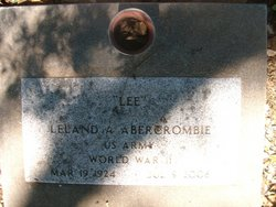 Leland A Lee Abercrombie