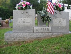 Rev Johnie Ray Alfred