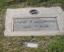 Doris V Anderson