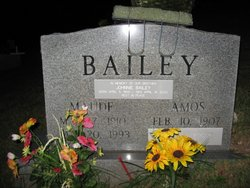 Maude Bailey