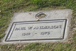 Paul W Anderson