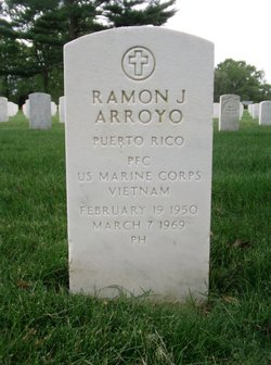 PFC Ramon Jamie Arroyo