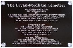 Bryan-Fordham Cemetery