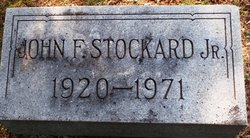 John F Stockard, Jr