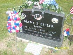 LCpl Brent E. Beeler