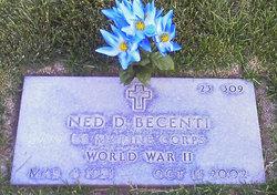 Ned D Becenti