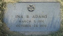 Inabelle Adams