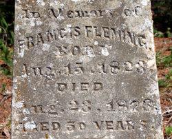 Francis Fleming