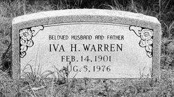 Iva Howell Ivey Warren