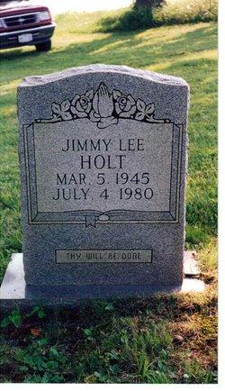Jimmie Lee Holt