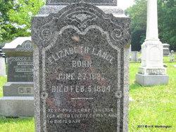 Elizabeth Lance