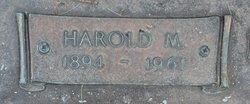 Harold M Jarboe