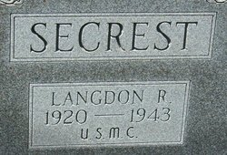 Langdon Ray Secrest