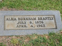 Alma <i>Burnham</i> Brantly