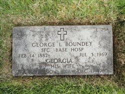George L Boundey