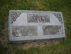 Mary Lutecia <i>McCullough</i> Avitt