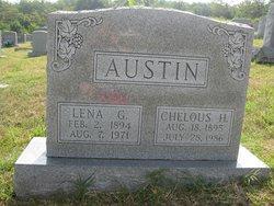 Lena G <i>Dovel</i> Austin