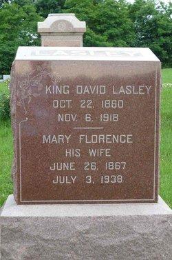 Mary Florence <i>McDaniel</i> Lasley