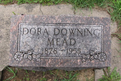 Dora Mae <i>Bishop</i> Mead