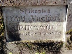 Emil Viktor Eriksson