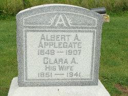 Clara Angeline <i>Miller</i> Applegate