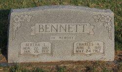Charles Alex Bennett