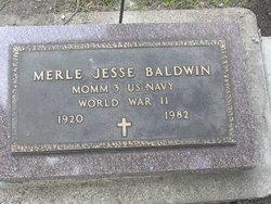 Merle Jesse Baldwin