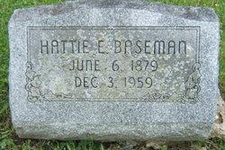 Hattie E Baseman