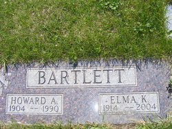 Elma <i>Kiemele</i> Bartlett