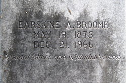 Earskine A. Broome