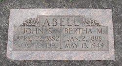 Bertha Matilda <i>Meyer</i> Abell